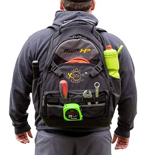 AWP HP 1L-22519 Polyester Zippered Tool Bag