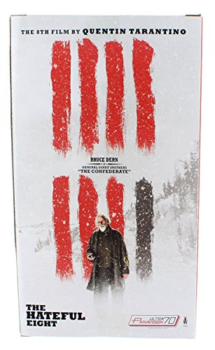 The hateful eight Figura, 20.32 cm (NECA NEC0NC14940) 4