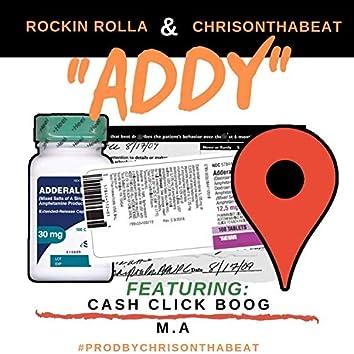 Addy (feat. Cash Click Boog & M.A)