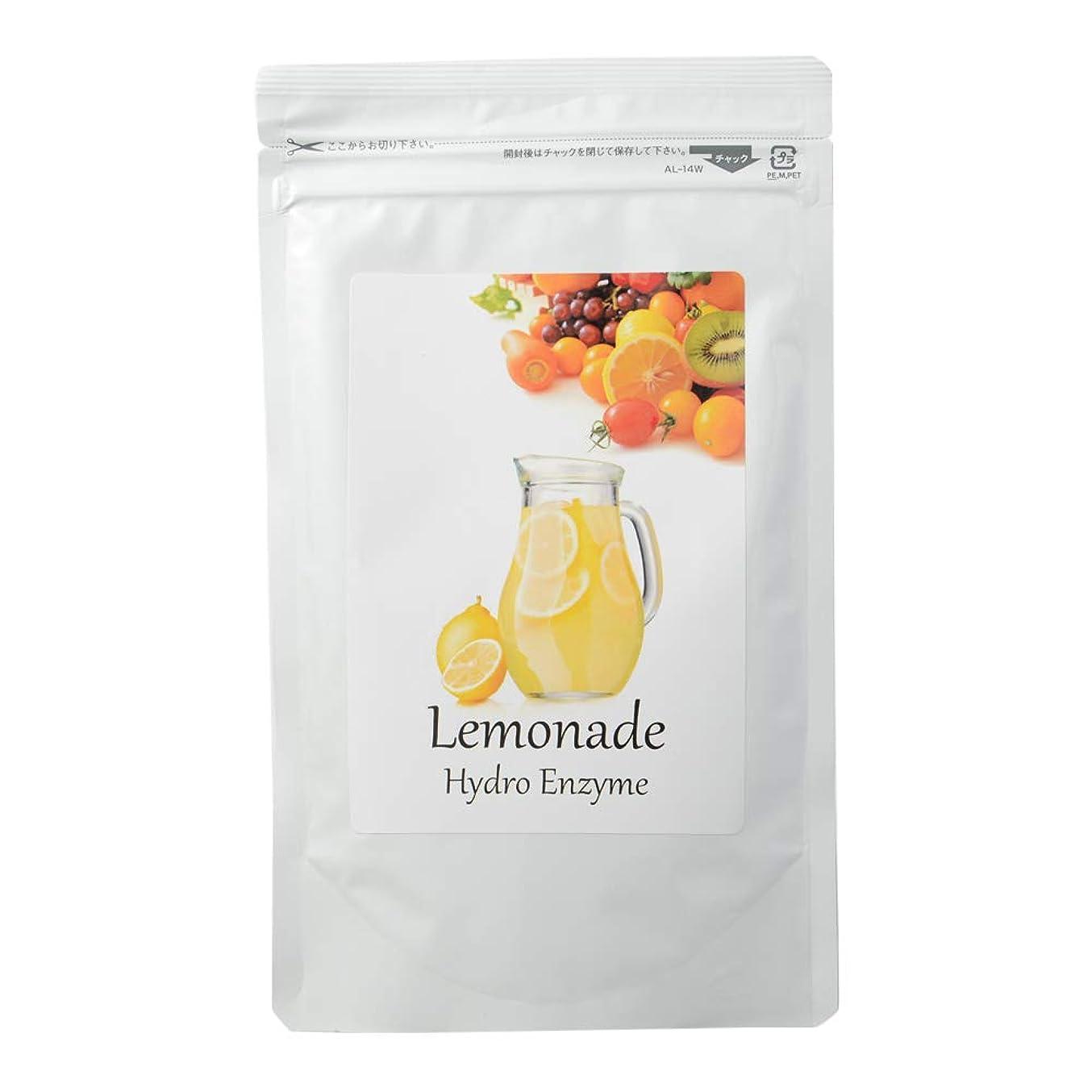 意見砂利誰かLemonade Hydro Enzyme (ダイエット ドリンク) レモネード 水素エンザイムダイエット 健康飲料 専用スプーン付 [内容量150g /説明書付き]