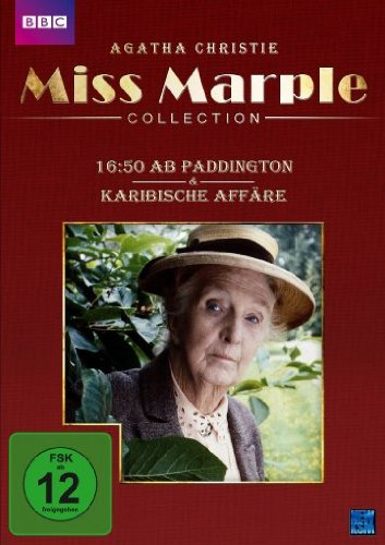Miss Marple Collection (16:50 ab Paddington + Karibische Affäre)