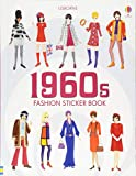 1960s Fashion Sticker Book (Sticker Books)