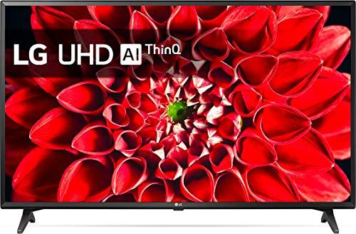 Smart Tv LED 43 Pollici, 4K, DVB T2, Internet, Wi-Fi