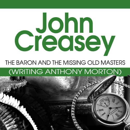 The Baron and the Missing Old Masters cover art