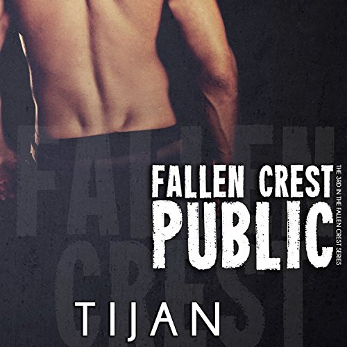 Fallen Crest Public audiobook cover art