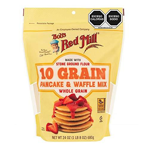 Bob's Red Mill 10 Grain Pancake & Waffle Mix, 24 Oz