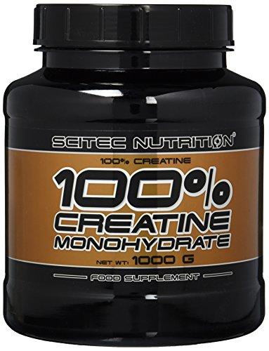 Scitec Nutrition 100{44ebe51a0af9c6c616c8abc76e1886a905f64623926a37077fa6603094e6b2fb} Creatine Monohydrate, 1 kg