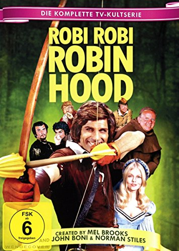 Mel Brooks' Robi Robi Robin Hood (2 DVDs)