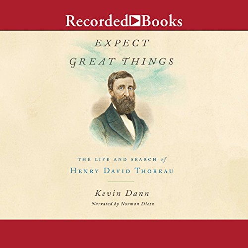 Expect Great Things audiobook cover art