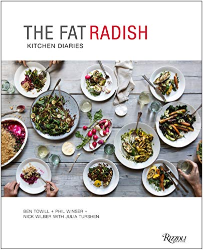 The Fat Radish Kitchen Diaries: Putting Vegetables at the Center of the Plate