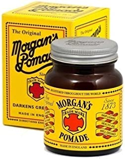 Morgan's Mens Hair Dye Pomade - The Original ! (200 Grams) by Q7S