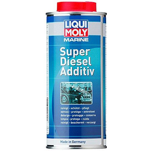 Liqui Moly 25006 Aditivo Super Diésel, Marrón Amarillento, 1 L