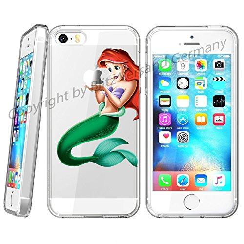 CoverCase - Carcasa para móvil, diseño de Personajes de Dibujos Animados de Disney, Compatible con kompatibel für Samsung Galaxy Alpha