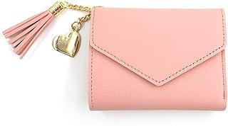 kennabil Pink Faux Leather For Women - Bifold Wallets