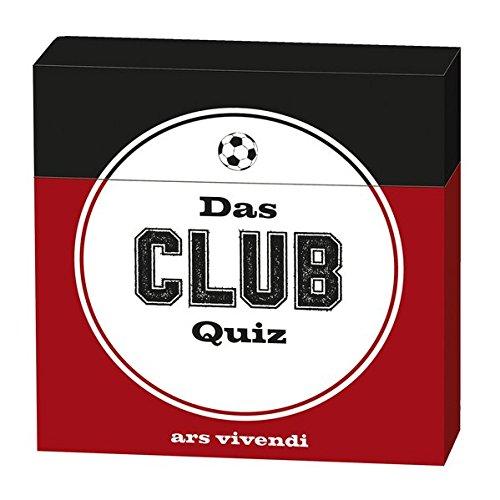 Das Club-Quiz - Das perfekte Geschenk für jeden Fan des 1. FC Nürnberg
