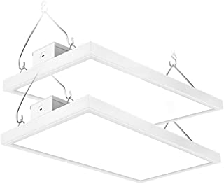 Cortelco 2ft LED Linear Highbay Light,110w,14300lm,5000k(Daylight Color),0-10V Dimmable, DLC&UL Listed,2Pack