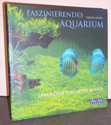 Faszinierendes Aquarium. Landschaften unter Wasser