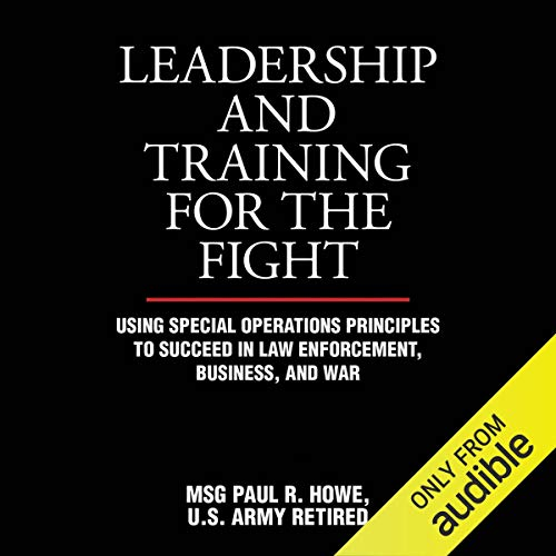 Leadership and Training for the Fight audiobook cover art