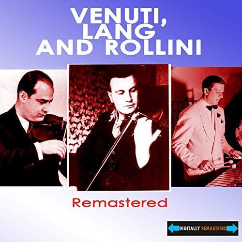 Venuti, Lang and Rollini