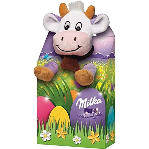 Milka Peluche Mucca Magic Mix cioccolato al latte 96 gr