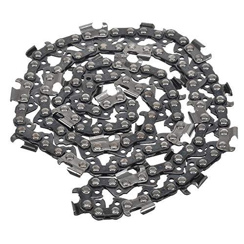 16 Motosierras de sierra Eslabones de transmisión de 64 secciones 325 Cadena de sierra de motosierra para carpintería Piezas de repuesto de cadena de sierra de cortadora de césped