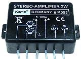 Modul, Stereo-Verstärker, 3 W, Freizeit und Weihnachten.