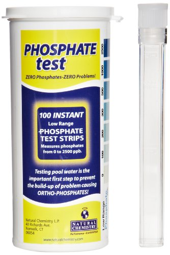 Natural Chemistry 00080 Phosphate Test Kit N/C