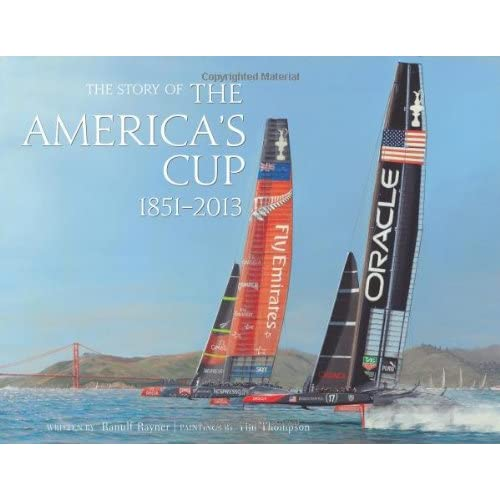 80946abfcf93 The Story of the America s Cup 1851 - 2013