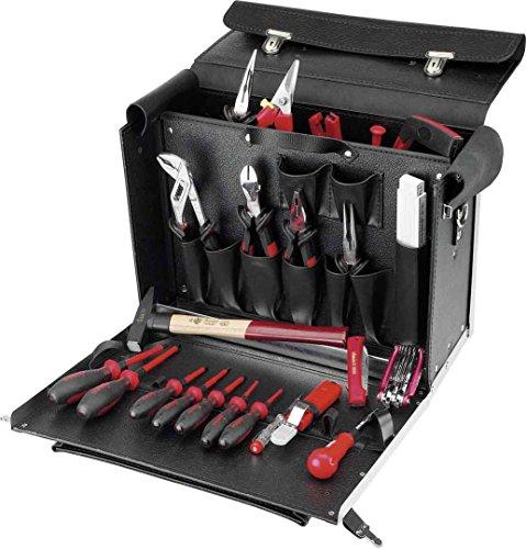 Cimco Werkzeugkoffer -Monteur 17 6350 m.25 Werkzeugen Werkzeugset 4021103763506