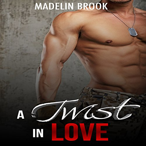 Stepbrother: A Twist in Love audiobook cover art