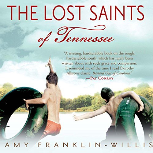 The Lost Saints of Tennessee audiobook cover art