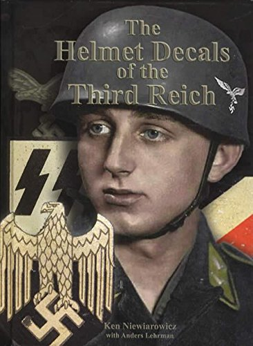Price comparison product image The Helmet Decals of the Third Reich