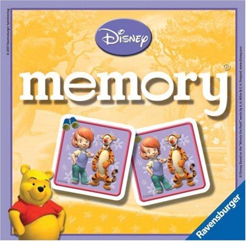 Ravensburger - 21866 - Jeu Educatif - Grand memory® Winnie l'Ourson