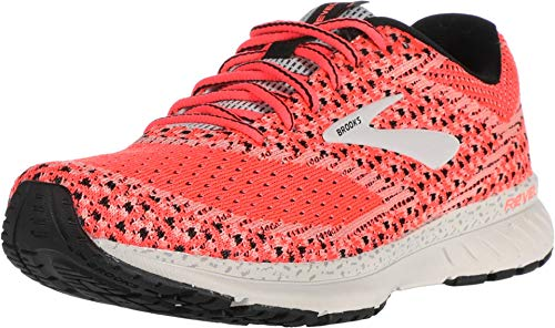 Brooks Revel 3 Zapatillas de correr para mujer, (Coral/Rosa/Negro), 41 EU