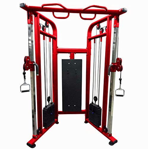 Commercial Home Gym Cable Crossover Machine Review