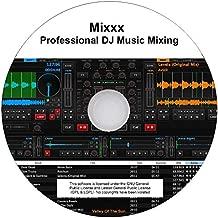 Professional DJ Music Mixing Software | Virtual DJ Serato Alternative | Controller Support for Windows & Mac | DJ or Karaoke [Mixxx PRO]