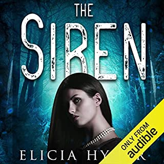 The Siren audiobook cover art
