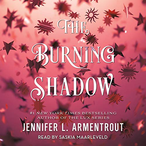 Couverture de The Burning Shadow