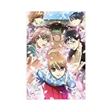 Anime Poster Chihayafuru 40 Canvas Poster Wall Art Decor Print Picture Paintings for Living Room Bedroom Decoration DONGDA Poster Unframe:16×24inch(40×60cm)