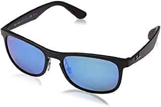 Ray-Ban RB4263 Chromance Mirrored Square Sunglasses
