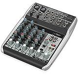 Immagine 2 behringer xenyx q802usb mixer a