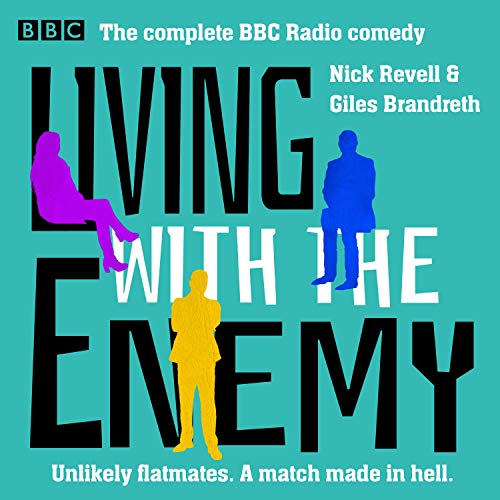 Living with the Enemy cover art