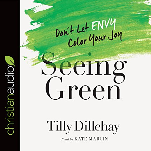 Seeing Green audiobook cover art