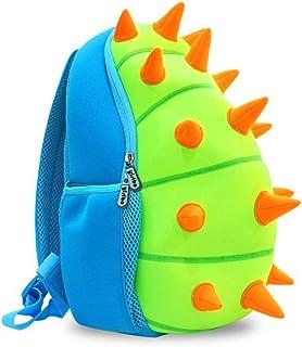 """Toddler Dinosaur Backpack 14"""" for Kids Children Cute Backpack Zoo Waterproof Pre School & Pre-K"""