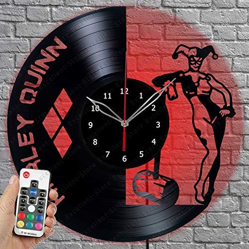51iGVBZDyOL._SL500_ Harley Quinn Clocks