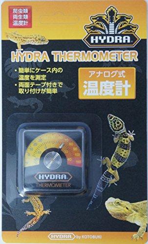 ヒュドラ温度計amazon参照画像