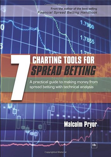 7 Charting Tools for Spread Betting: A practical guide to making money from spread betting with technical analysis by Malcolm Pryor (2009-10-28)