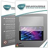 Slabo 2 x Bildschirmschutzfolie für Medion Lifetab P10506 (MD 60036) Bildschirmschutz Schutzfolie Folie No Reflexion | Keine Reflektion MATT