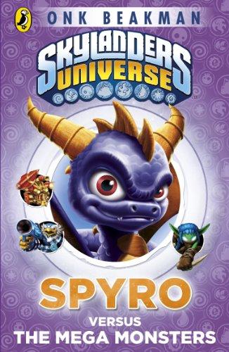 Skylanders Mask of Power: Spyro versus the Mega Monsters: Book 1 (English Edition)