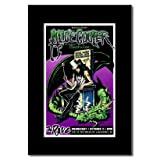 ALICE COOPER - The Rave Wisconsin 2002 Matted Mini Poster -